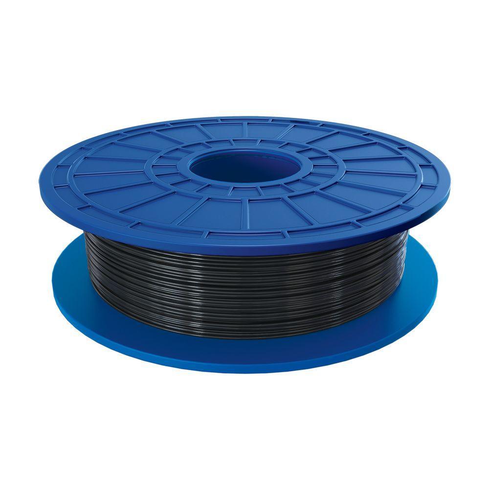3d Printer Filament >> Dremel Black Kg Pla Filament For Idea Builder 3d Printer Df02 01