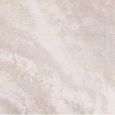 Argento Travertino 24 in. x 24 in. Porcelain Paver Floor and Wall Tile (8 sq. ft. / case)