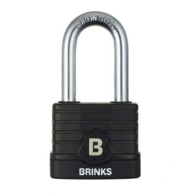 Commercial 50 mm Weather Resistant XT Plus Series Padlock with 2 in. Boron Steel Shackle