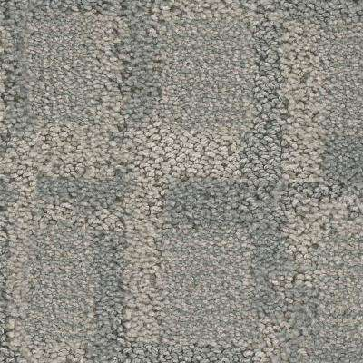 Carpet Sample - Open Wheel - Color Tour Pattern 8 in. x 8 in.