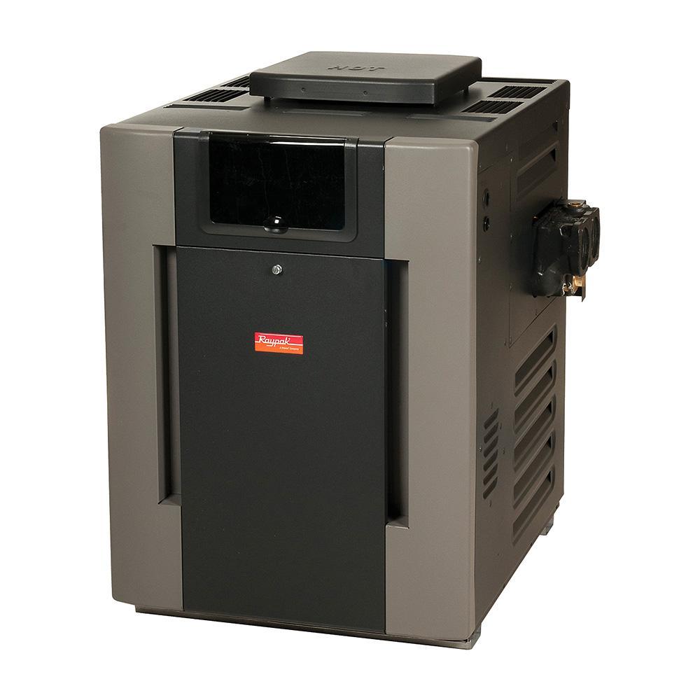 Raypak PR206AENC50 199,500 BTU Heater Electronic Ignition - NG (2000'-6000' Elevation)