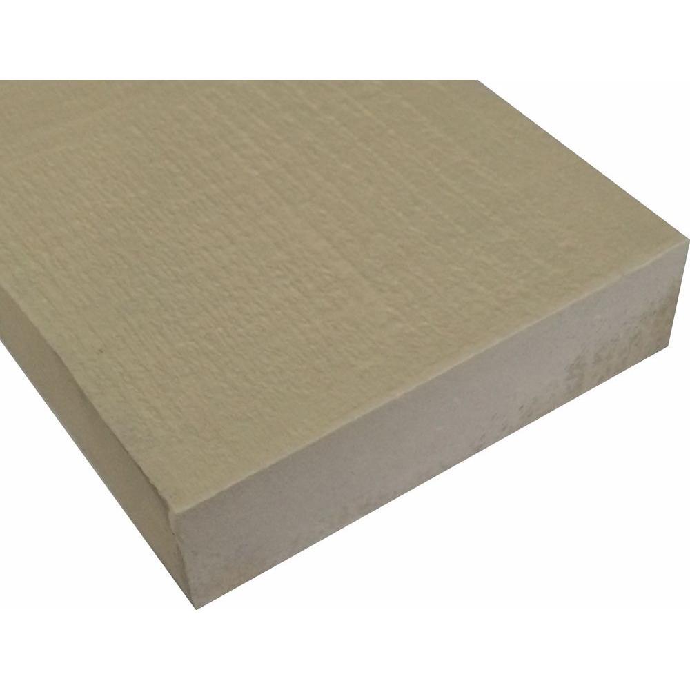 S1S2E Primed Finger-Joint Trim Board (Common: 1 in. x 6 in.