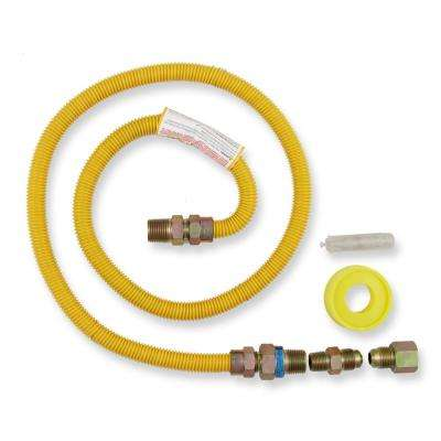 4 ft. Gas Dryer Connector Kit