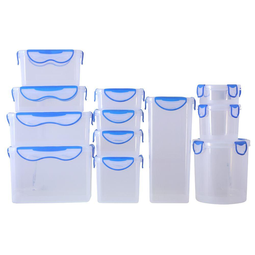 Hefty Clip Fresh 69.1 Total Cups 24-Piece Set