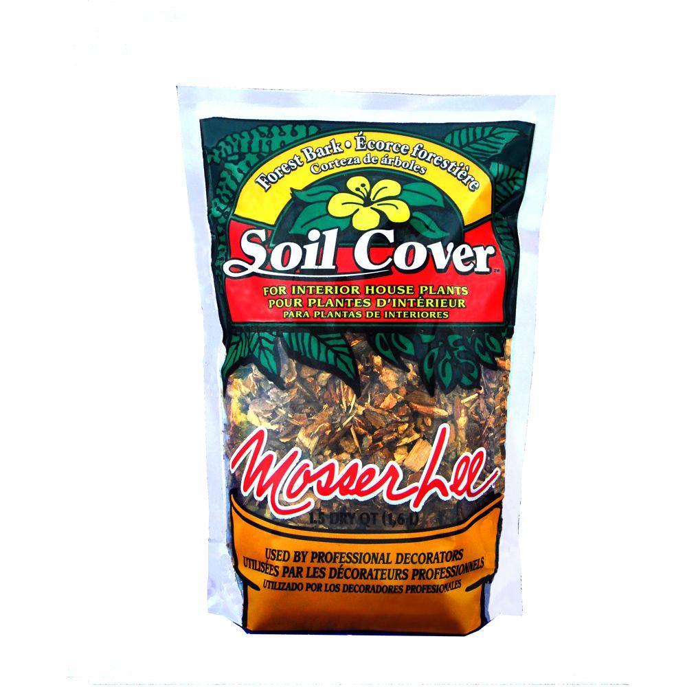 1 5 Qt Forest Bark Soil Cover