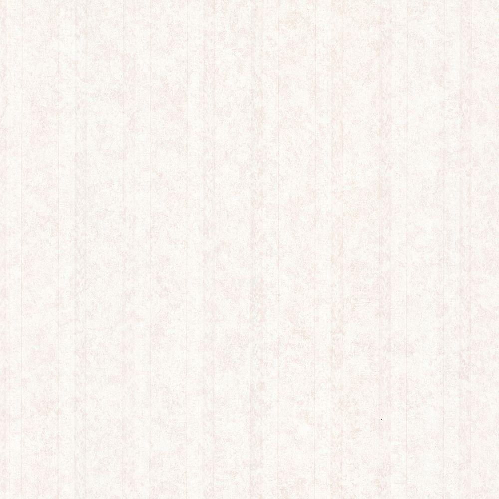Ala Blush Embossed Stripe Texture Wallpaper Sample