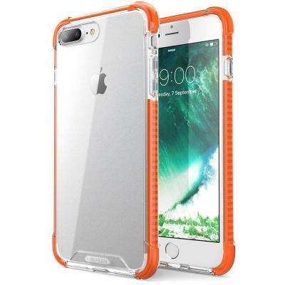 i-Blason-iPhone 7 Plus Case-Shockproof Protective Case-Orange