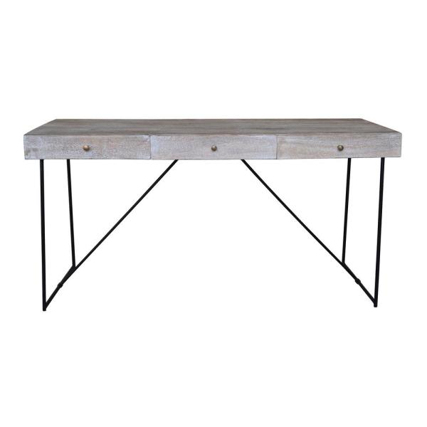 Watson Black Rectangle Table