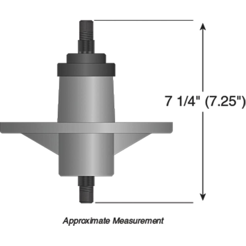 Murray Lawn Mower Spindle Assembly 1001200MA
