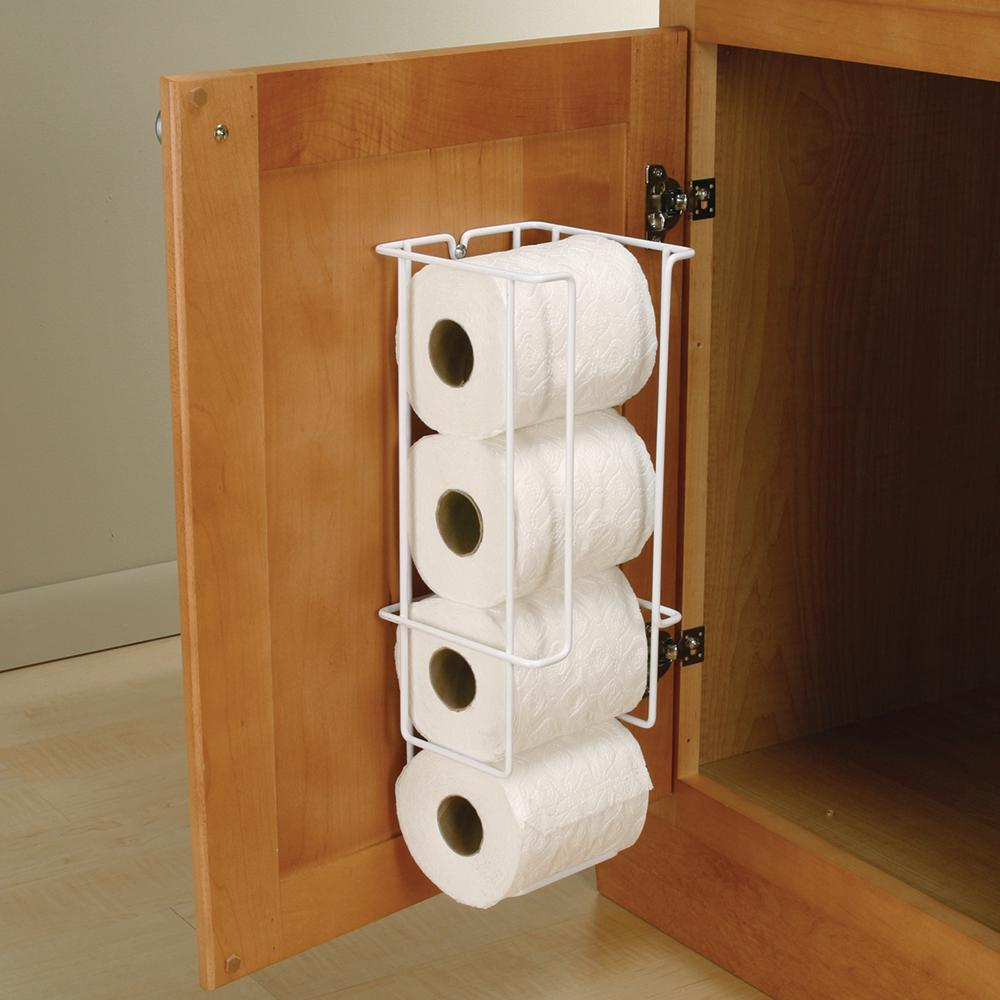 Knape Vogt 16 In X 538 In X 55 In Door Mounted Toilet Paper