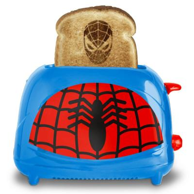 Spiderman Classic 2-Slice Red Toaster