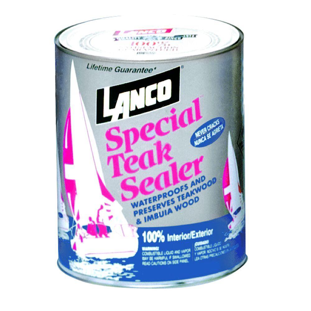 1 qt. Oil Clear Teak Sealer