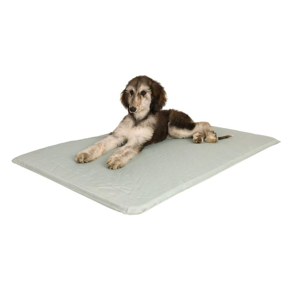 Cool Bed III Medium Gray Cooling Dog Bed
