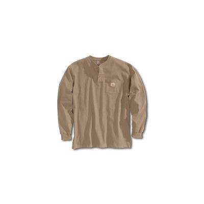 Men's Regular X Large Desert Cotton Long-Sleeve T-Shirt