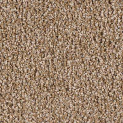 Carpet Sample - Oversteer II - Color Reach Texture 8 in. x 8 in.