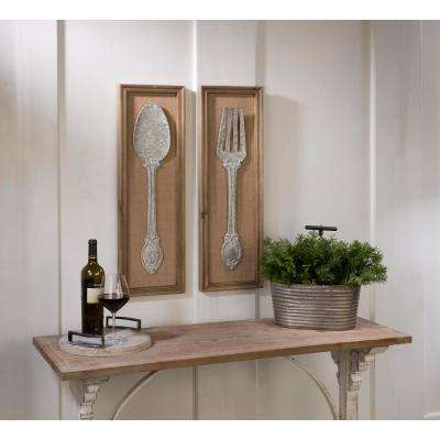 Spoon and Fork Wall Art