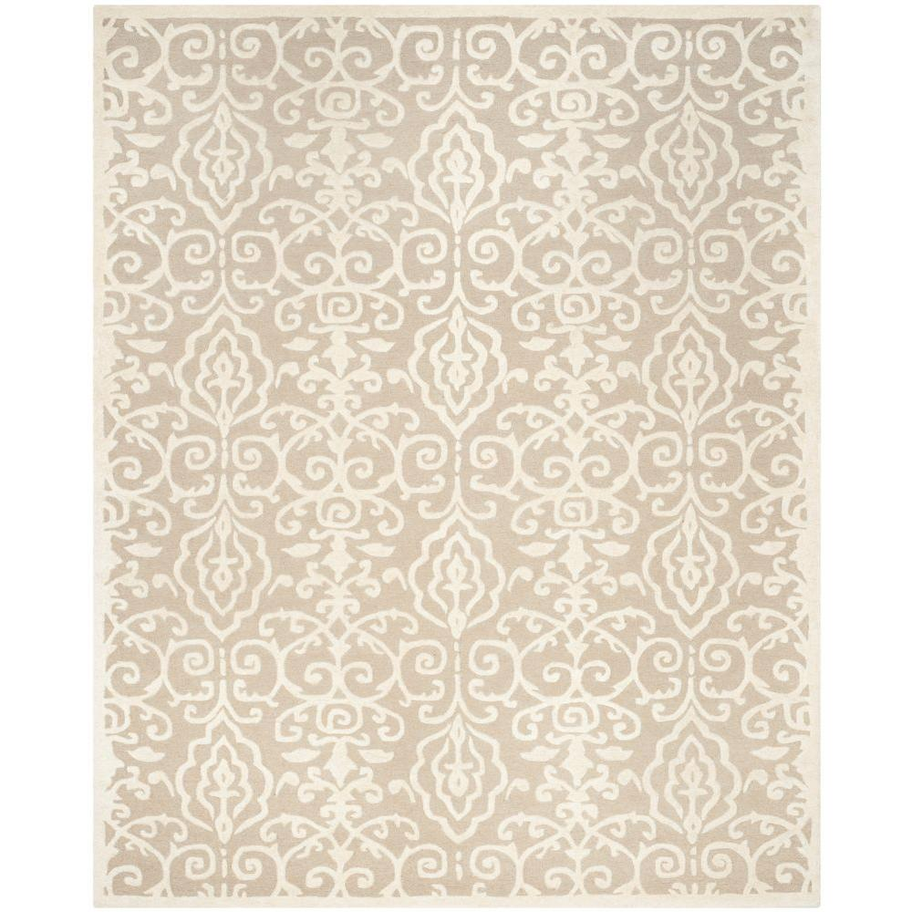 Martha Stewart Living Fledgling 8 Ft X 10 Ft Area Rug Msr4324b 8 The Home Depot