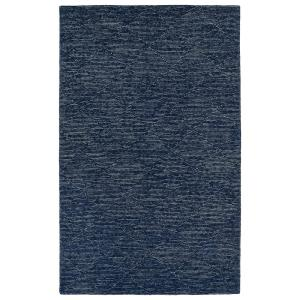 Kaleen Evanesce Navy 8 ft. x 10 ft. Area Rug by Kaleen