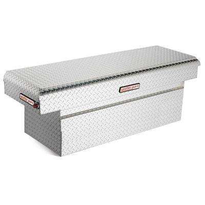71.5 Diamond Plate Aluminum Full Size Crossbed Truck Tool Box