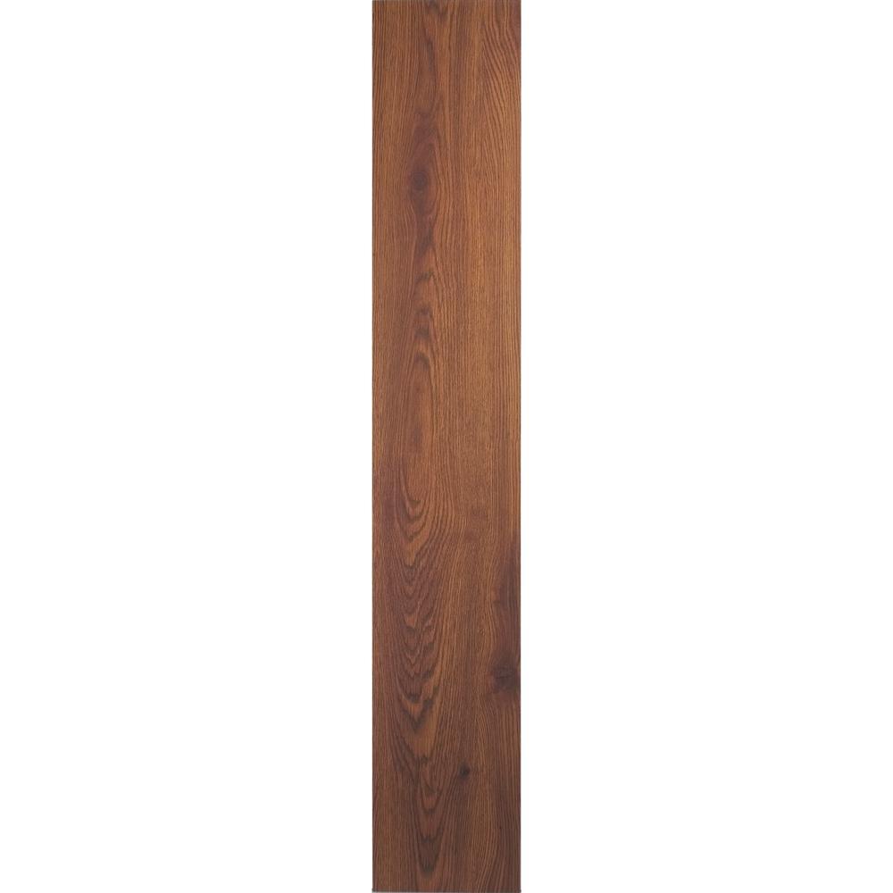 Achim Nexus Walnut 6 In. X 36 In. Vinyl Plank Flooring (15 Sq