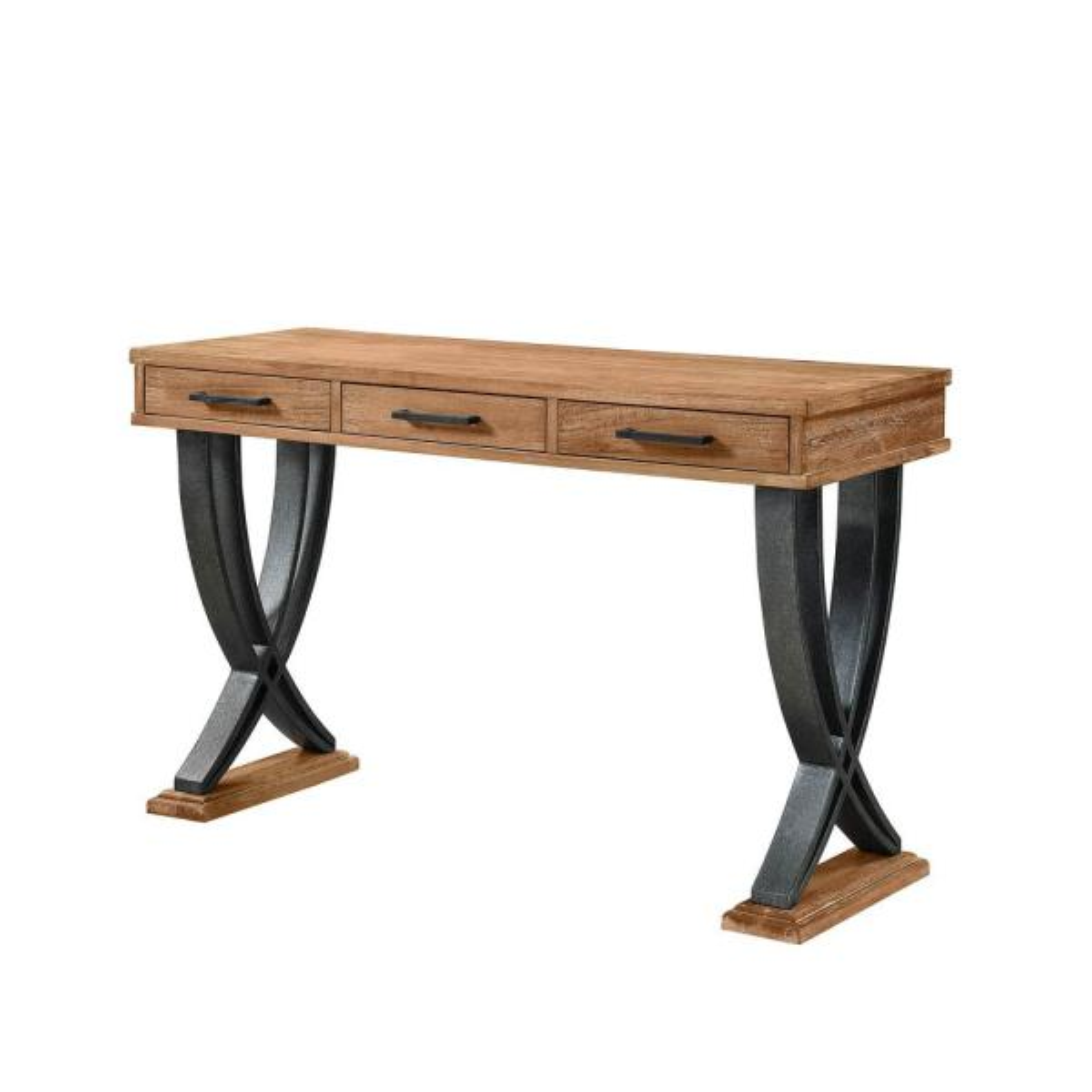 Powell Company Watson Honey Sofa Table HD1170A19ST