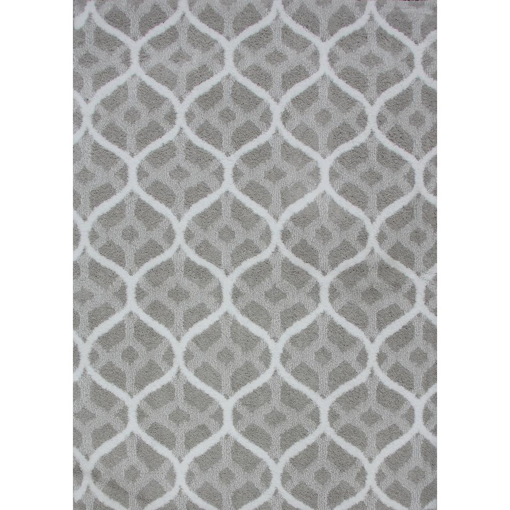 Natco Remus Silver Grey 8 Ft X 10 Area Rug
