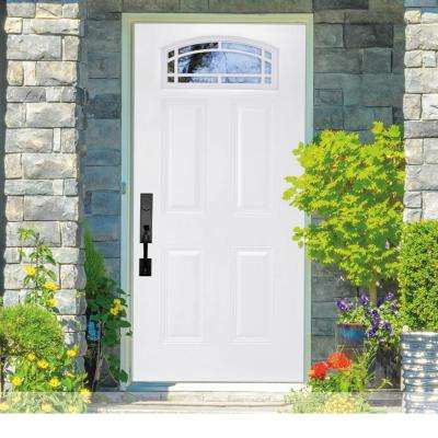 Reliant Fiberglass Customizable Front Door Collection