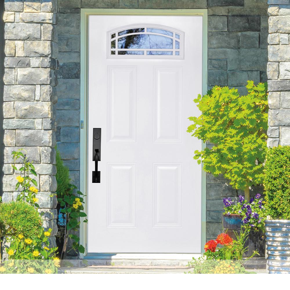 Reliant Fiberglass Customizable Front Door Collection