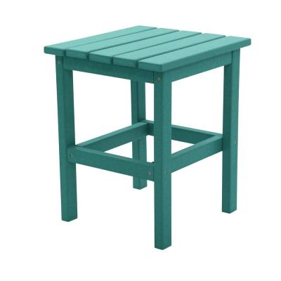 Icon Aruba Square Plastic Outdoor Side Table