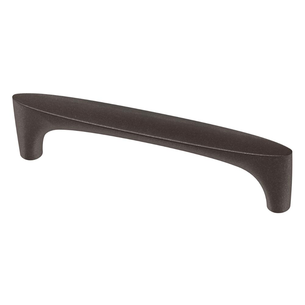 Mila 3-3/4 in. (96mm) Cocoa Bronze Drawer Pull