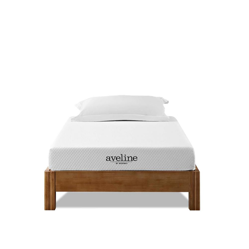twin memory foam mattress