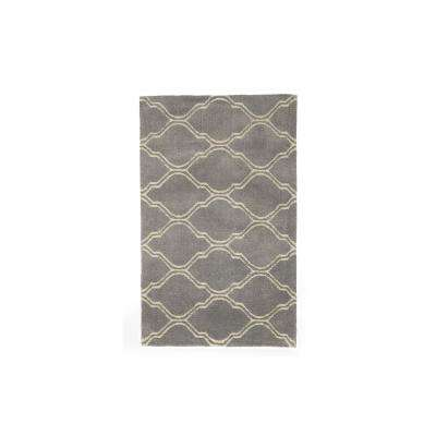 Walton Pewter 2 ft. x 3 ft. Scatter Rug