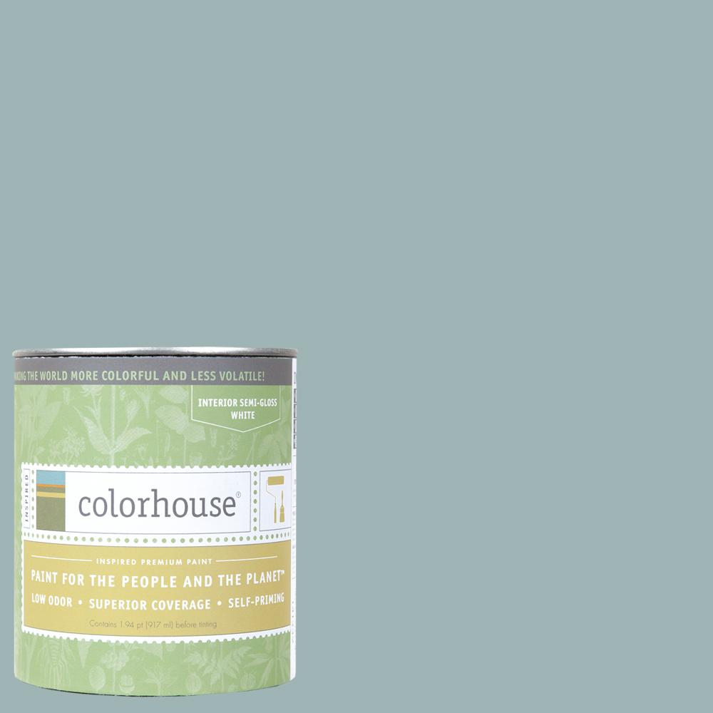 Colorhouse 1 qt. Water .04 Semi-Gloss Interior Paint