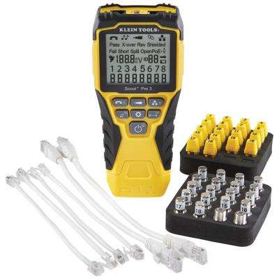 Scout Pro 3 Tester with Locator Remote Kit