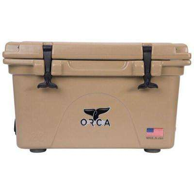 ORCA Tan 26 Qt. Cooler
