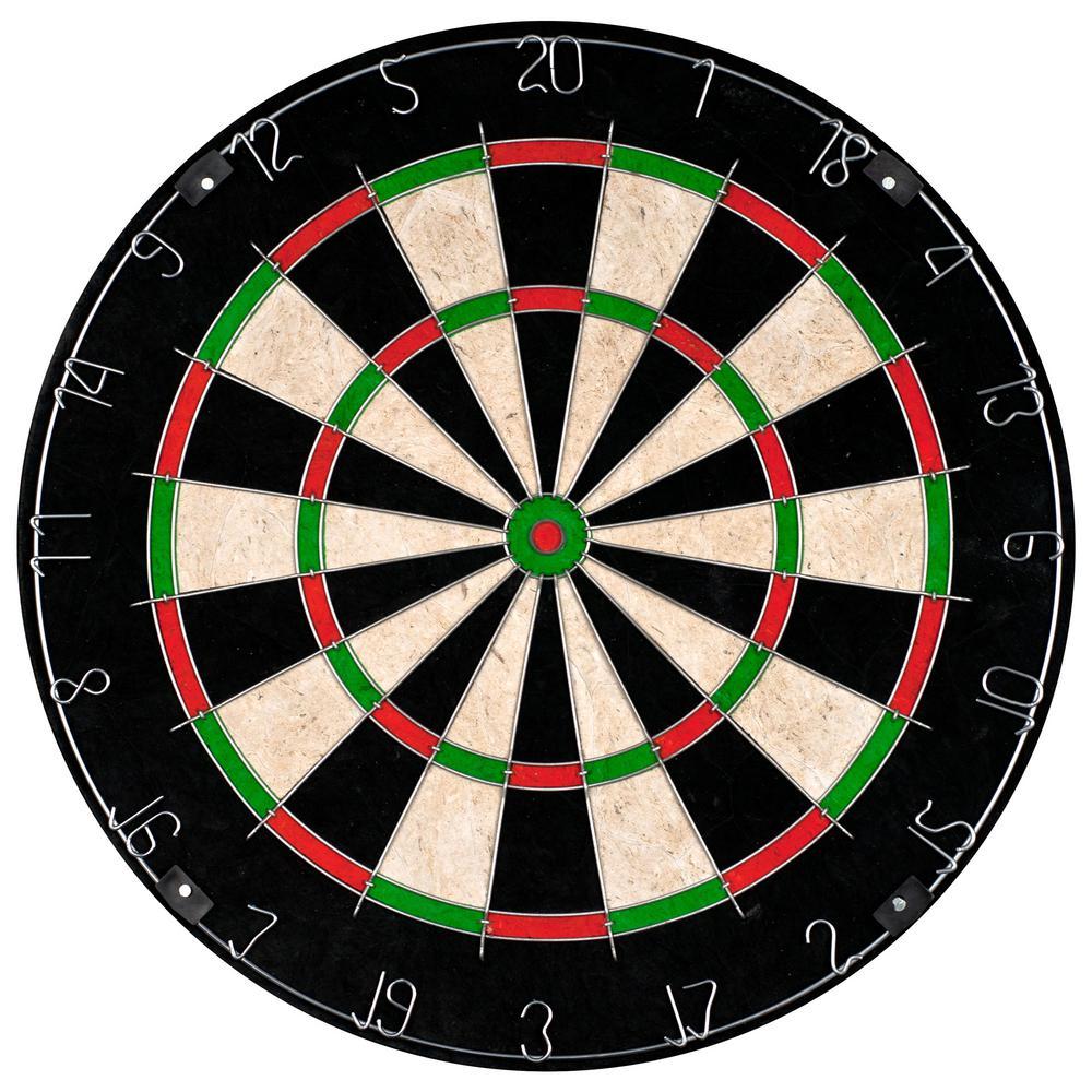 Bristle Dart Board Target Game