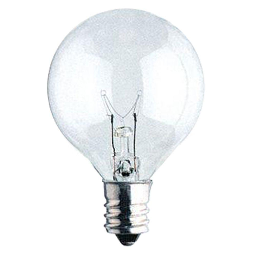 Bulbrite 15-Watt (15W) Krypton Incandescent Light Bulb (10-Pack)
