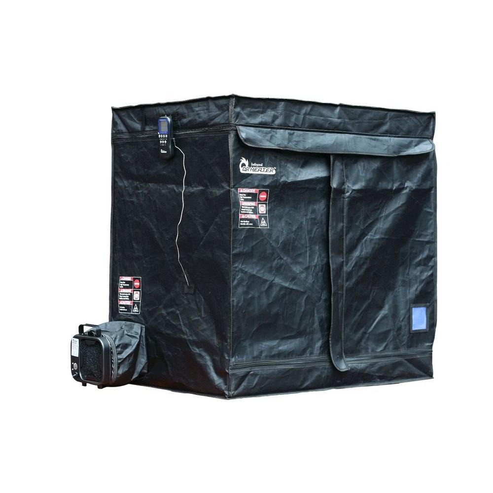 Dr Infrared Heater 1500-Watt 2-Tier 18 cu. ft. Portable Bedbug Heater with... by Dr Infrared Heater