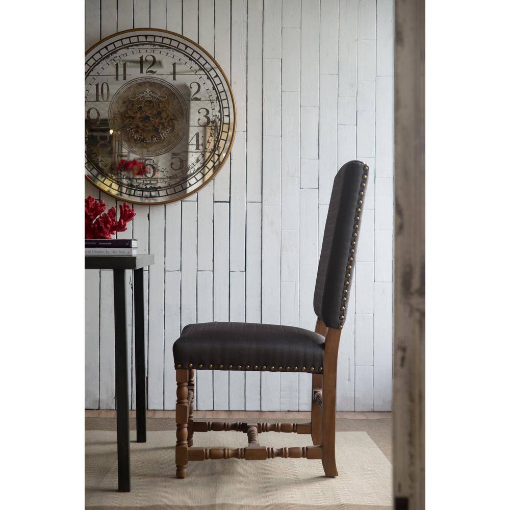 Stupendous Alba Black Rubberwood Chair Unemploymentrelief Wooden Chair Designs For Living Room Unemploymentrelieforg