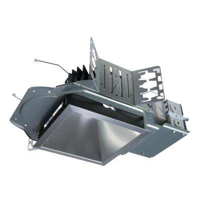 LD6B 6 in. Integrated LED Recessed Light Housing at 1500 Lumens, 1% Dimmable Driver, New Construction
