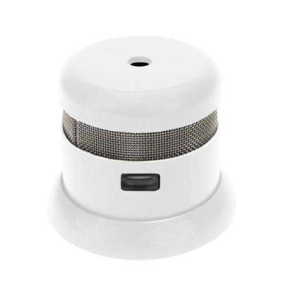 Battery Operated Atom Photoelectric Micro Smoke Alarm