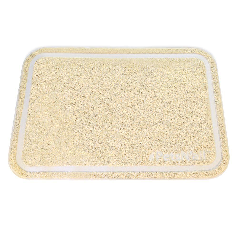 mat supplies litter of control nice non att pet jumbo in best cat for size amazon com beige mats x toxic scatter photo box
