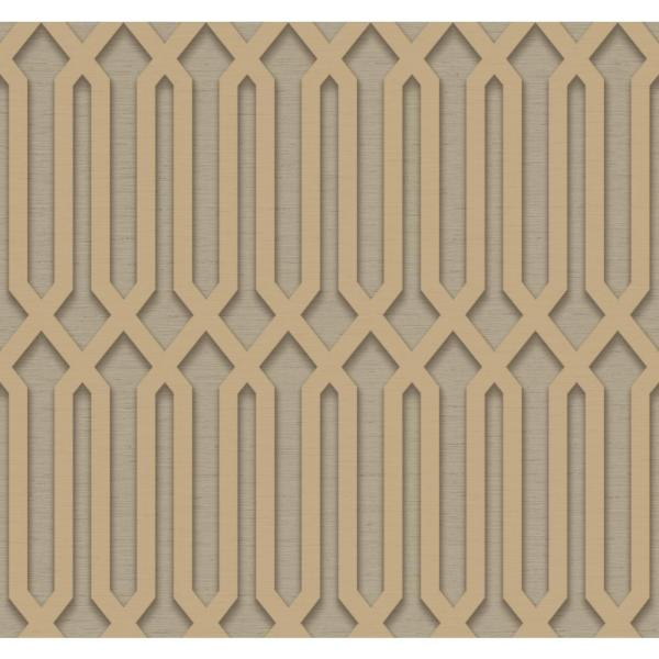 York Wallcoverings Dimensional Effects Oriana Wallpaper TD4798