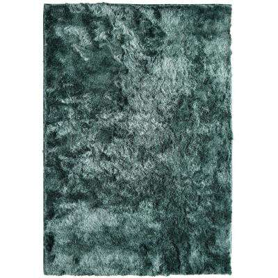 So Silky Sky 4 ft. x 7 ft. Area Rug