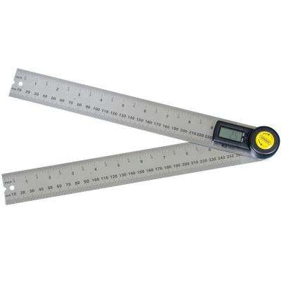 10 in. Digital Angle Ruler