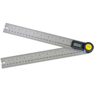ecf7a1e6205 General Tools 10 in. Digital Angle Ruler-823 - The Home Depot