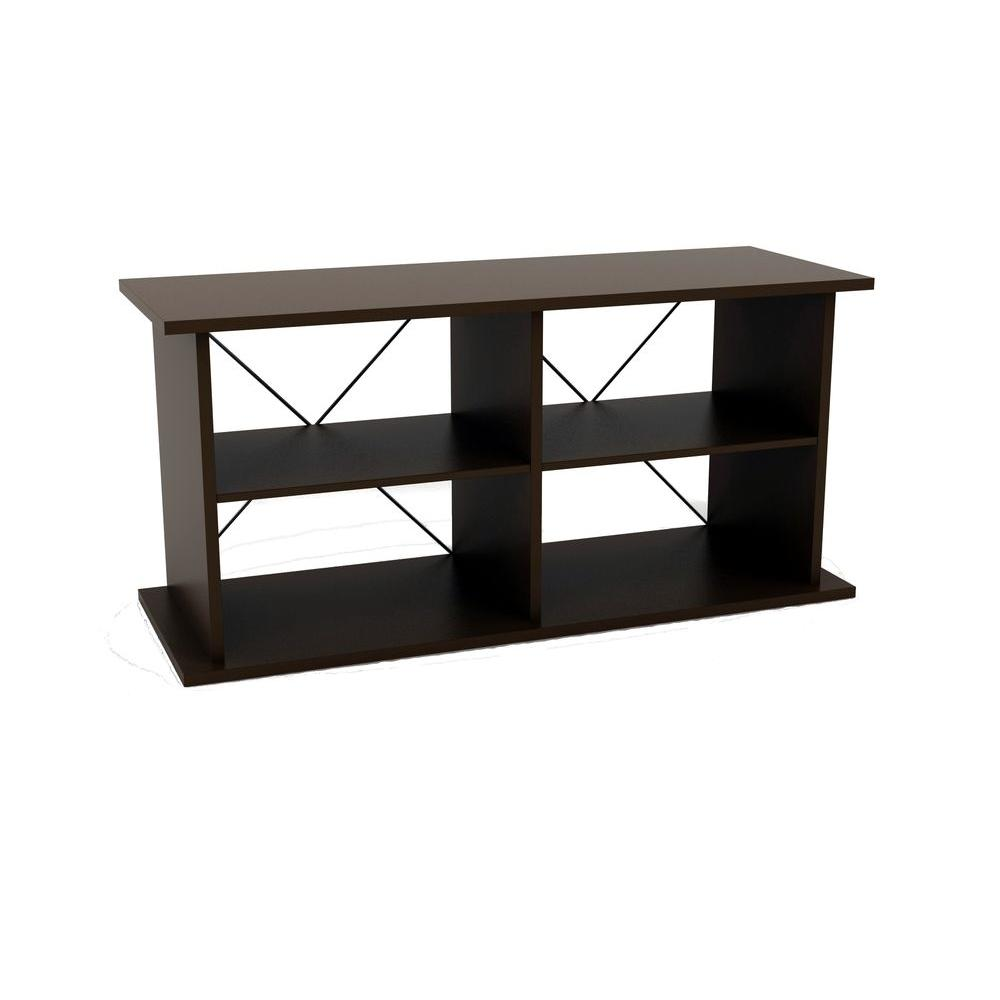 Atlantic Duo Mocha TV and Audio Stand-DISCONTINUED