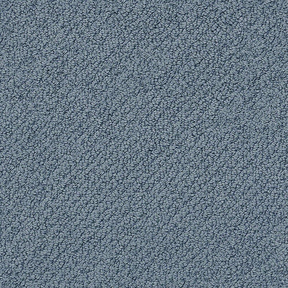 Carpet Sample - Free Rein - Color Ink Spot 8 in. x 8 in.
