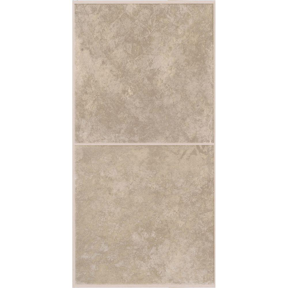 TrafficMASTER Allure 16 in. x 32 in. Ceramique Dawn Luxury Vinyl Tile Flooring (21.3 sq. ft. / case)