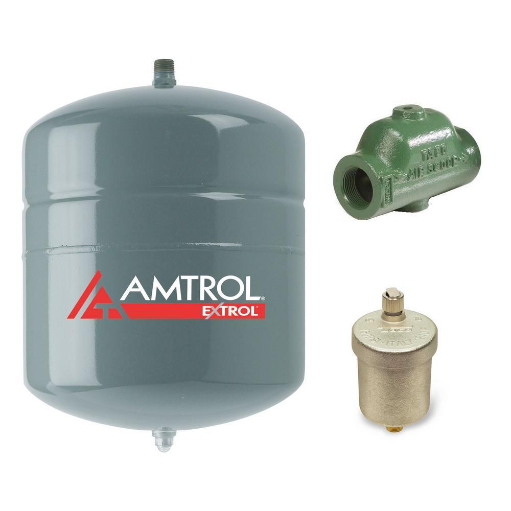amtrol ex 30 expansion tank air scoop kit ex 30 as kit. Black Bedroom Furniture Sets. Home Design Ideas